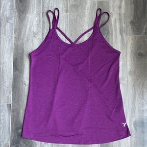 Women's Old Navy strappy workout tank